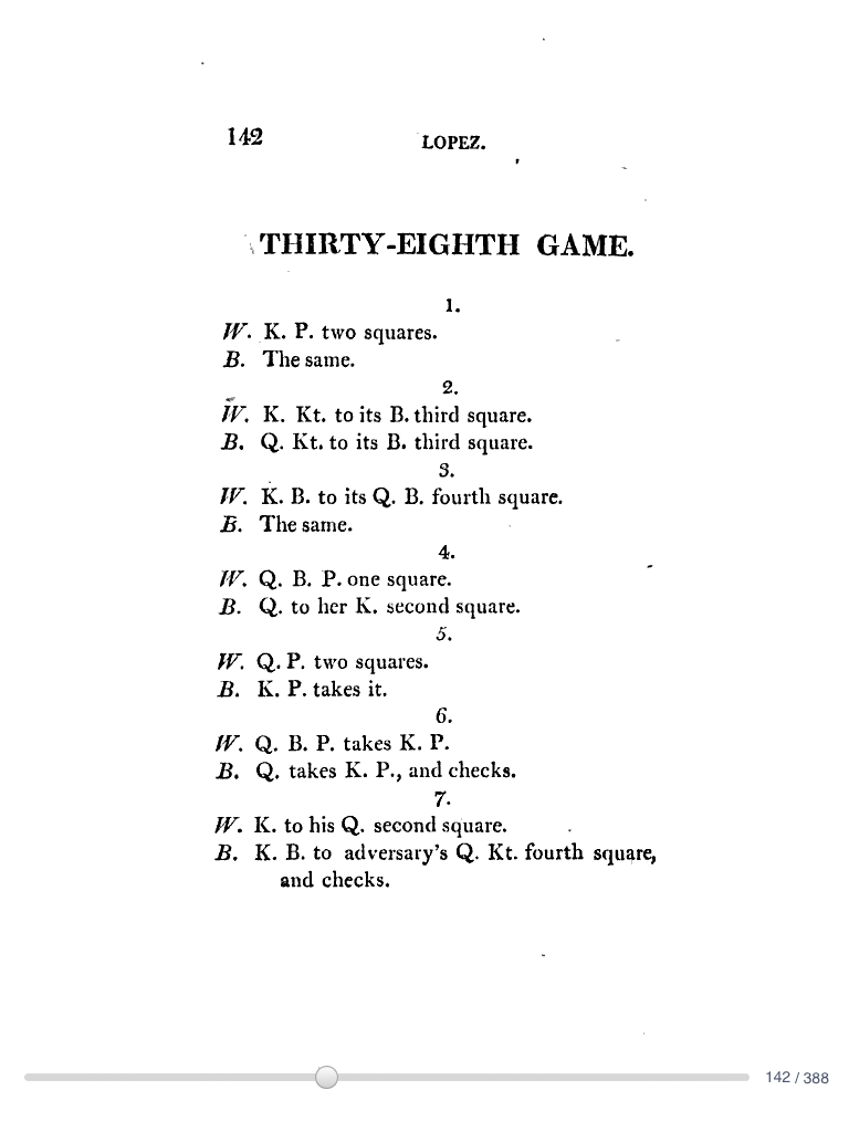 Chess Skills March 2012 Diagram 3 Checkmate 4 The Fool S Mate Stalemate Sarratts Notation Reflects State Of In English Early Nineteenth Century It Is Awkward But Readable To Modern Reader
