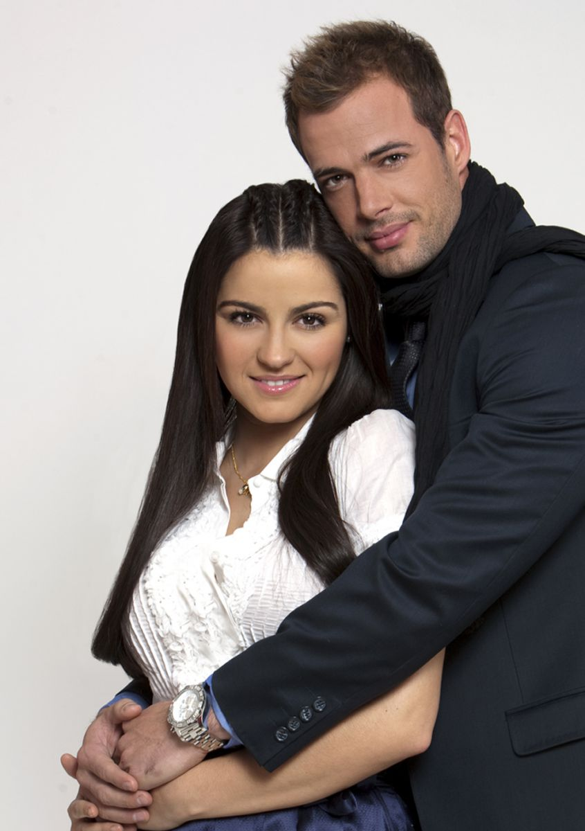 Perhaps shall Maite perroni y william levy agree