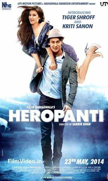 Heropanti Movie Poster 2