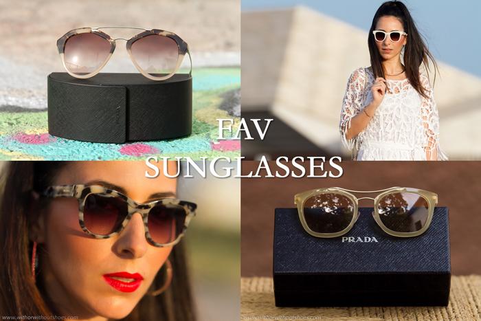 BLogger de Valencia de moda belleza con gafas , Bottega Veneta, y Ray-Ban Aviator, Erika y Wayfarer.