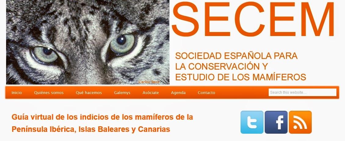 http://www.secem.es/guiadeindiciosmamiferos/