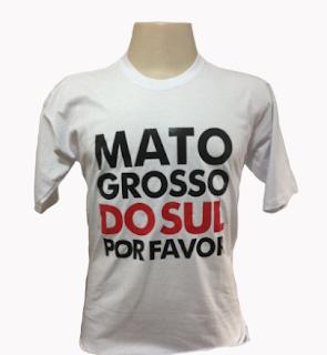 """Camiseta """"MSPORFAVOR"""" Branca - Todos os tamanhos"""