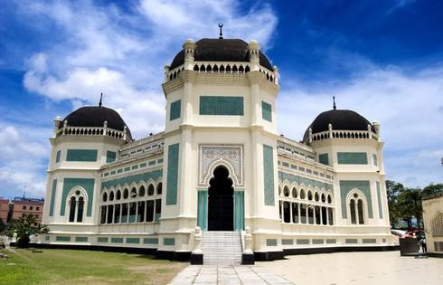 89 Gambar Gambar Masjid Raya Medan Paling Keren