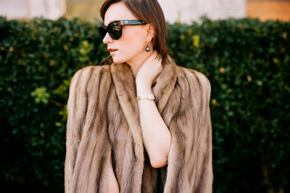 Nashville Fashion Blogger, Glam, Retro Style, Nashville