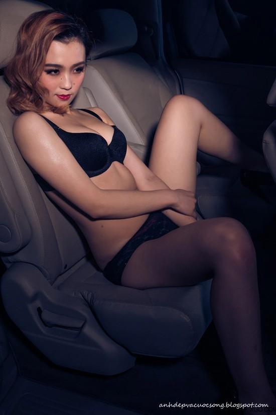 Ảnh mẫu xe sexy và quyến rủ
