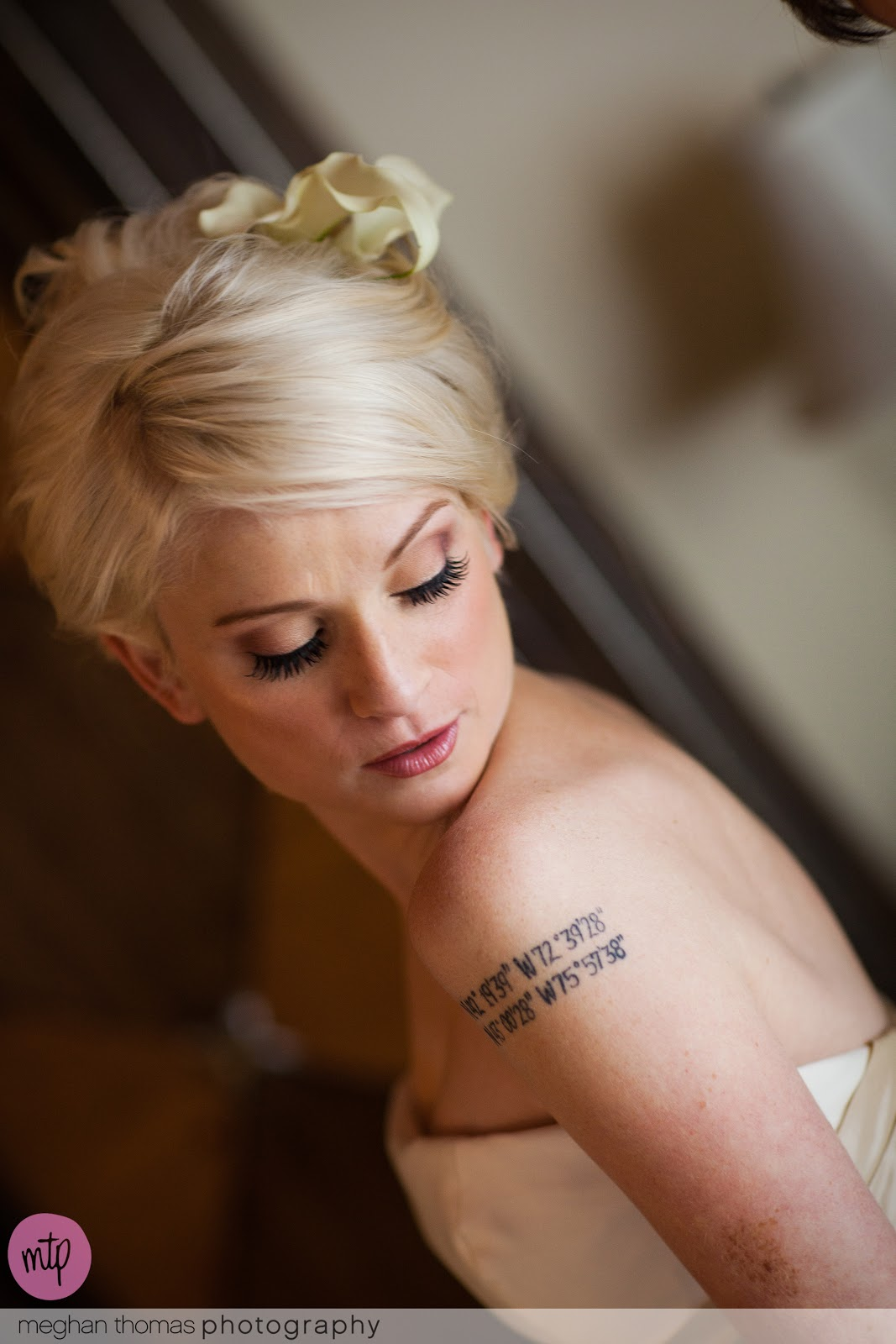 Winter Wonderland Wedding Makeup : A-List Makeup Artistry : Lindsays Winter Wonderland ...