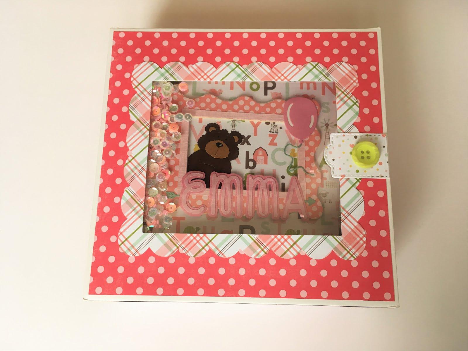 Album Emma con scatola