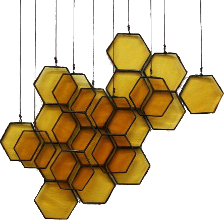 hexagon_quirky_home_decor_quirkitdesign