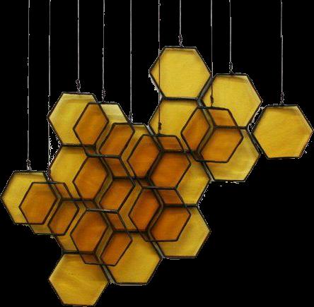 Quirk It Design Hexagon Decor