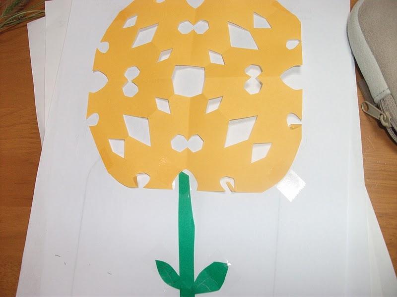 Easy Paper Flowers Craft Preschool Crafts For Kids