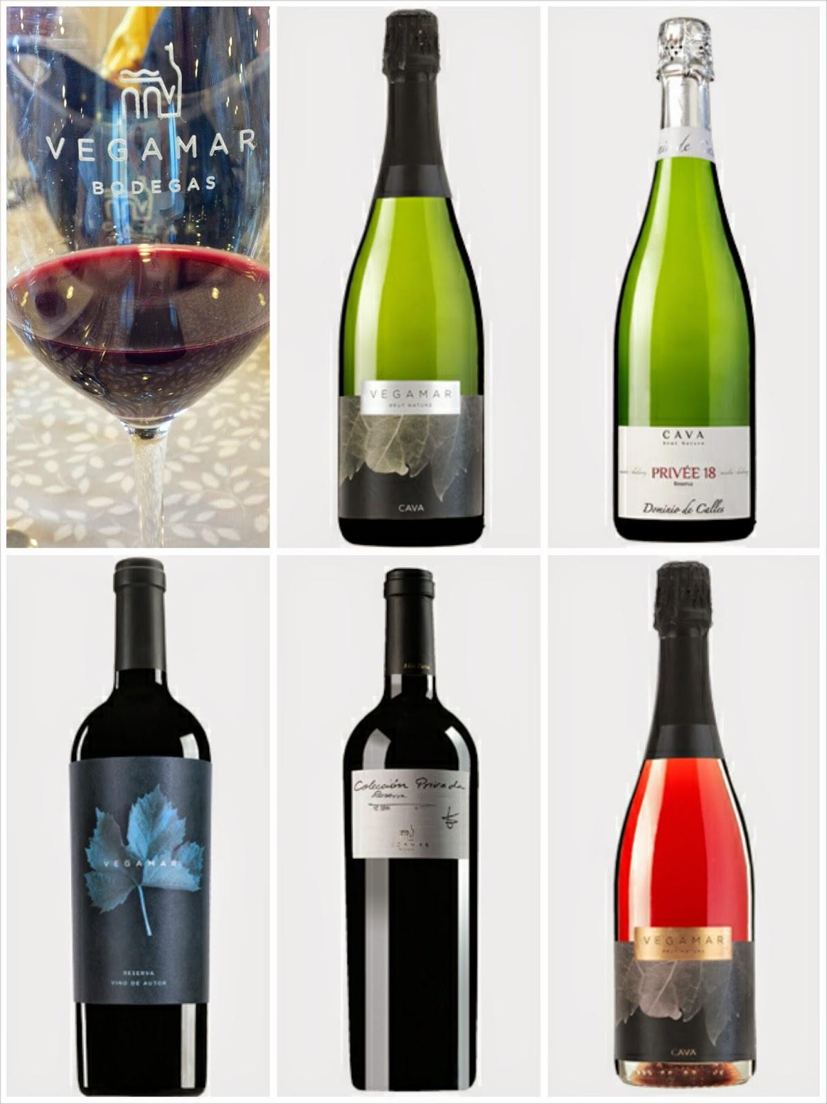 Seleccion Vinos y Cavas Vegamar