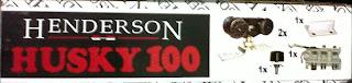 Husky Pack 100 Henderson