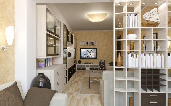 rekomendasi desain ruang tamu menarik untuk rumah