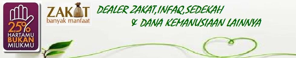 Dealer Zakat dan Sedekah