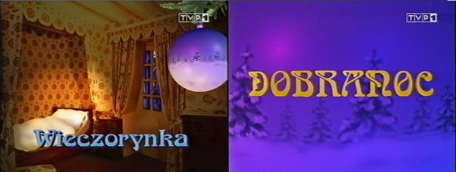 Wieczorynka i Dobranocka