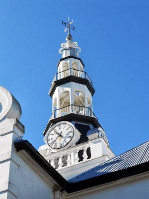 NG Kerk Swellendam se toring
