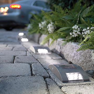 LED Solar Outdoor Lighting