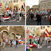 """بالصور .. وقفة احتجاجية للجالية المصرية بـ""""إيطاليا"""" يوم الجمعة ضد الانقلاب العسكري"""