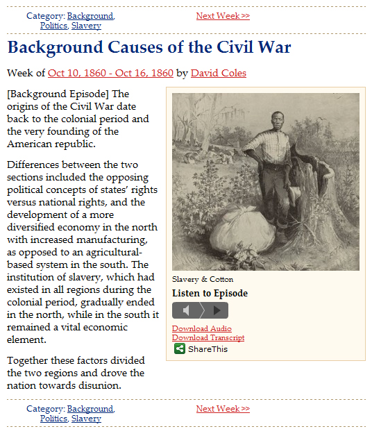 Civil War Essay Topics