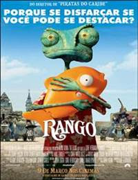 Rango Dublado Rmvb + Avi Dual Áudio BDRip