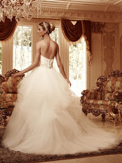 Casablanca 2013 Wedding Dresses