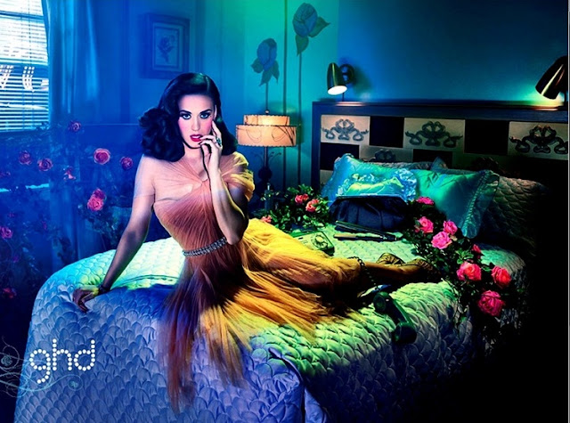 Katy Perry por David LaChapelle