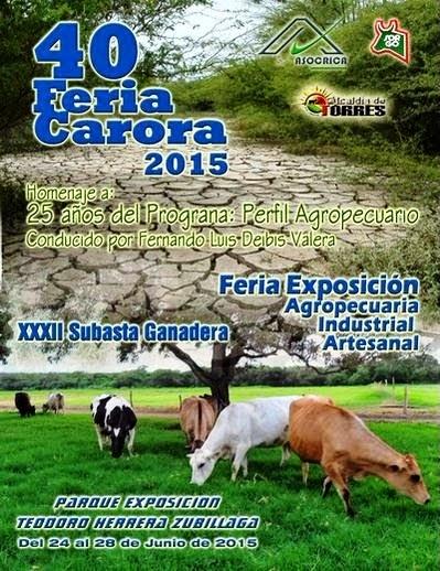40 FERIA CARORA 2015