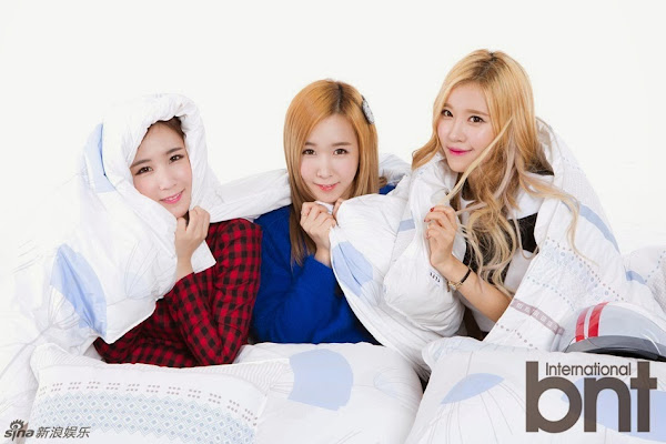 Crayon Pop Choa Way Ellin bnt international