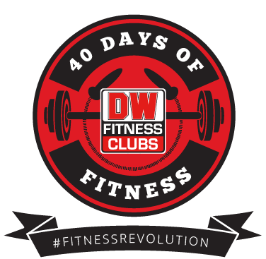 DW Sports Fitness - 40 Days of Fitness Challenge - Fitness Revolution - My General Life