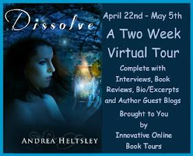 Dissolve Blog Tour