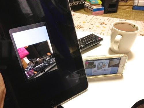 セルカ棒でiPhoneカメラを離れた場所からリモート操作するアプリ「Paired Camera Shutter」を使ってみた