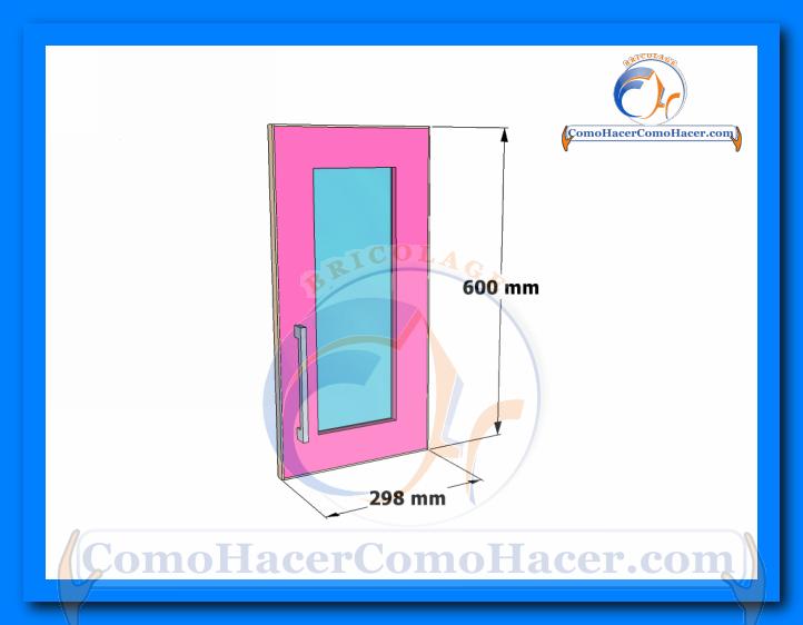 Puertas de muebles de cocina  PRUEBA BLOG 1