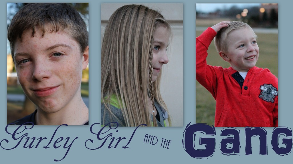 Gurley Girl And The Gang
