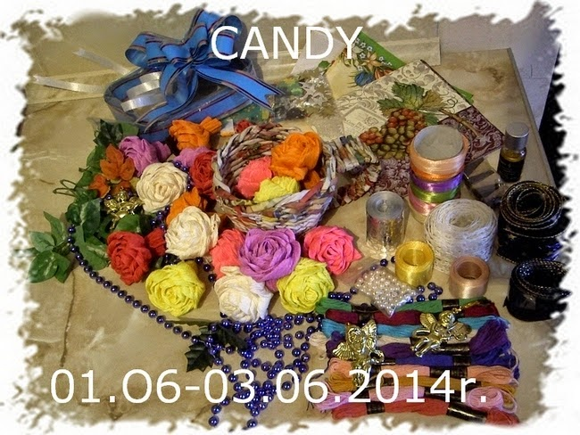 Candy do 03.06.2014
