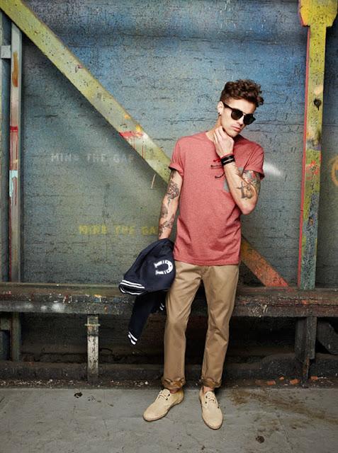 Colourlove Fashion Blog Urban Outfitters Mens Lookbook 2012