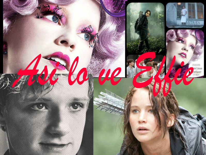 Así lo ve Effie