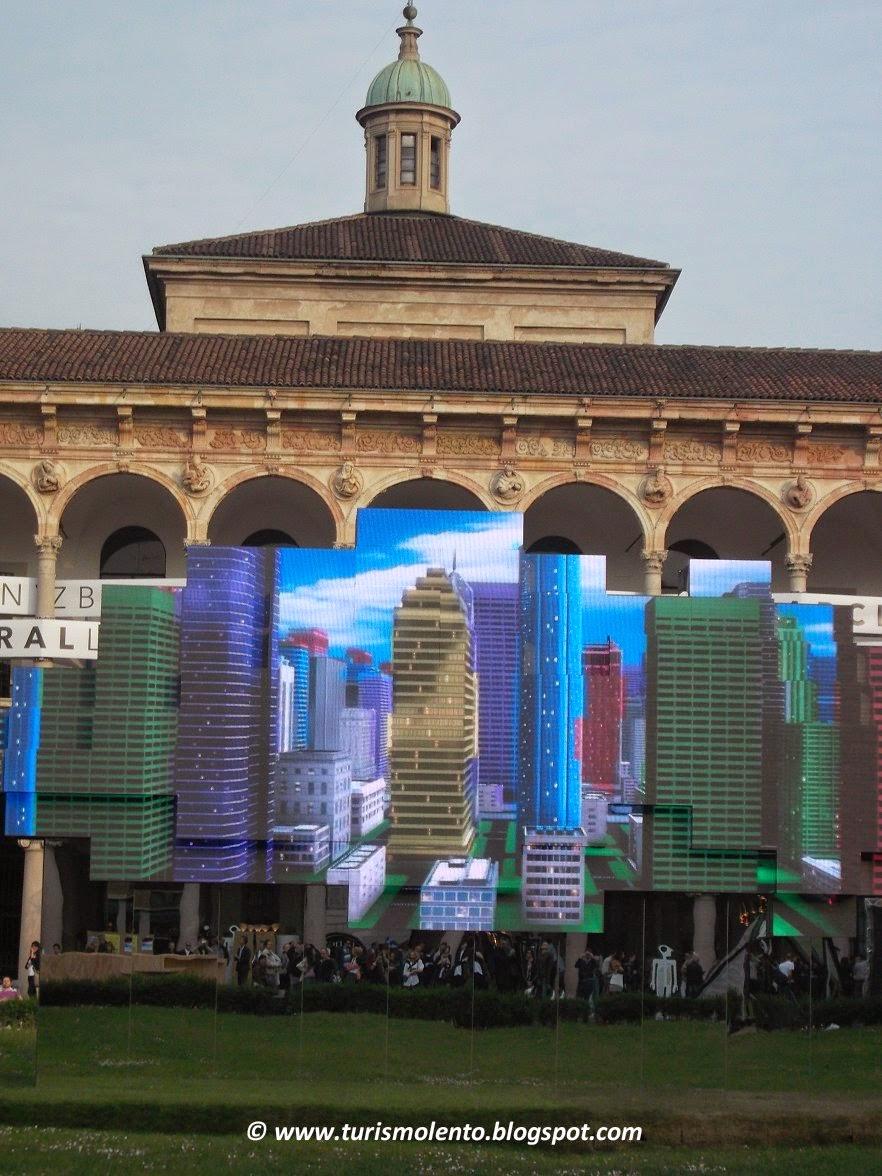 Turismo lento milano fuorisalone 2014 universit statale for Fuorisalone milano