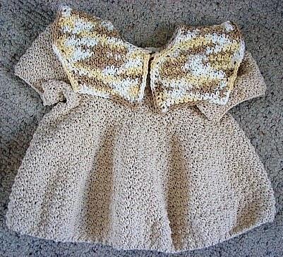 Donnas Crochet Designs Blog Of Free Patterns Free Baby Dress Hat
