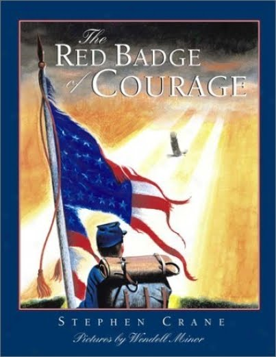 thesis on red badge of courage