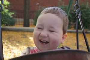 What a Happy boy :)