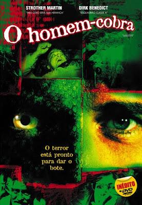 O Homem-Cobra - DVDRip Dublado
