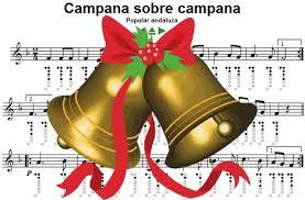 Los mejores Villancicos y Canciones de Navidad - Campana sobre campana (letras, música, video)
