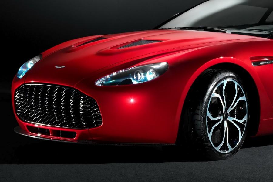Davideitalia Aston Martin V Zagato - Aston martin v12 zagato specs