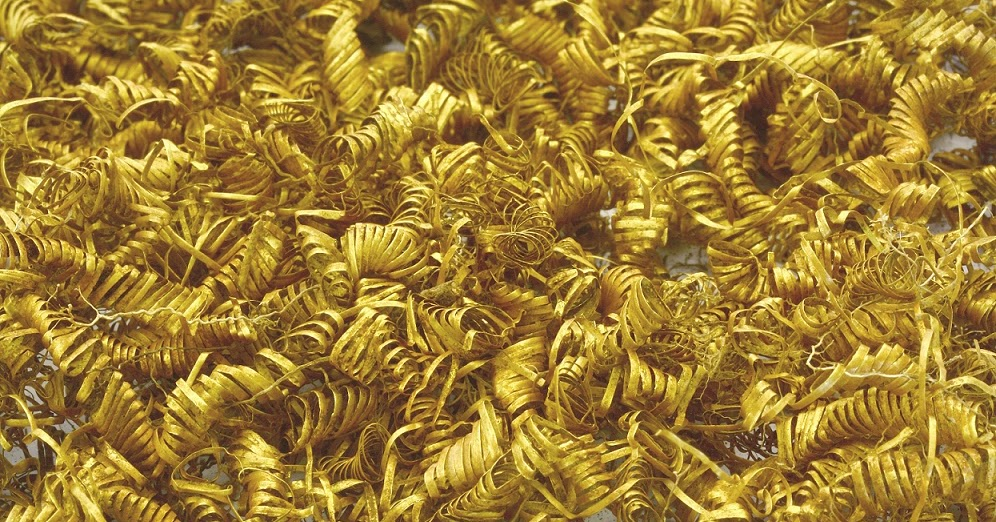 Archaeologists unearth golden enigma in Denmark