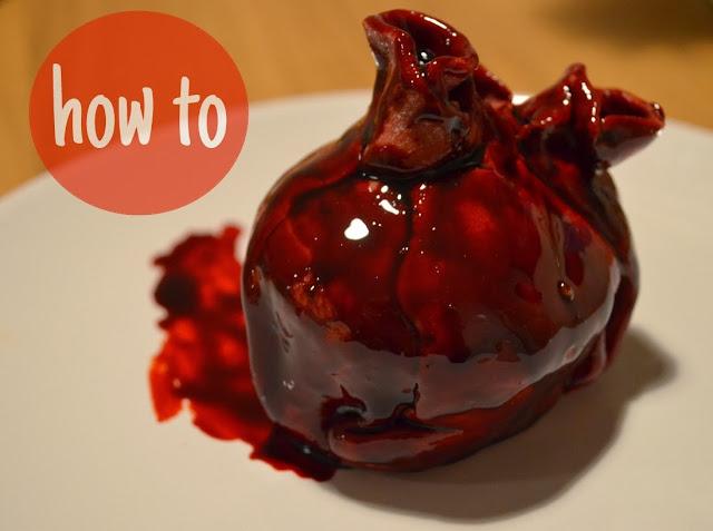 Human Heart Cake Recipe