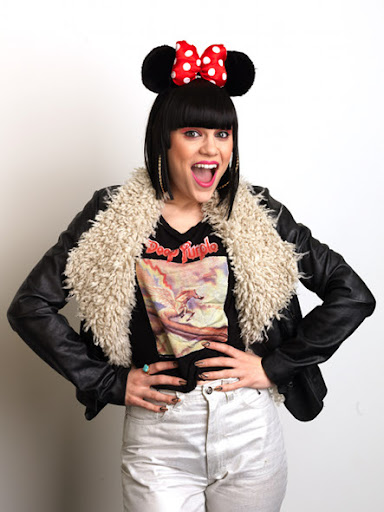 the on the go buzz jessie j nobodys perfect video. Credit: Getty Images