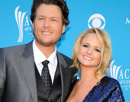 blake shelton miranda lambert wedding. lake shelton and miranda