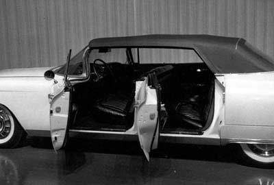 Burlappcar What Could Have Been 1960 4 Door Cadillac Convertible