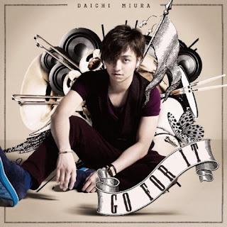 Daichi Miura 三浦大知 - Go For It