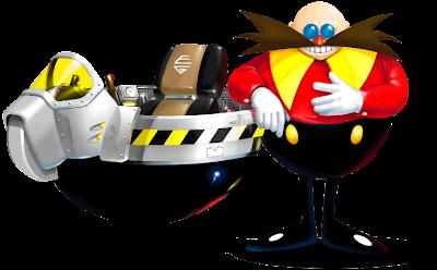 Eggman Sonic Drift